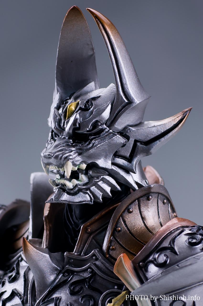 魔戒可動 銀牙騎士 ゼロ
