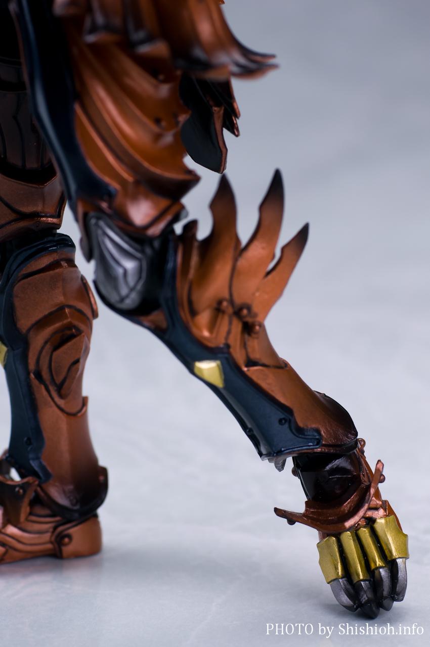 魔戒可動 邪骨騎士 ギル