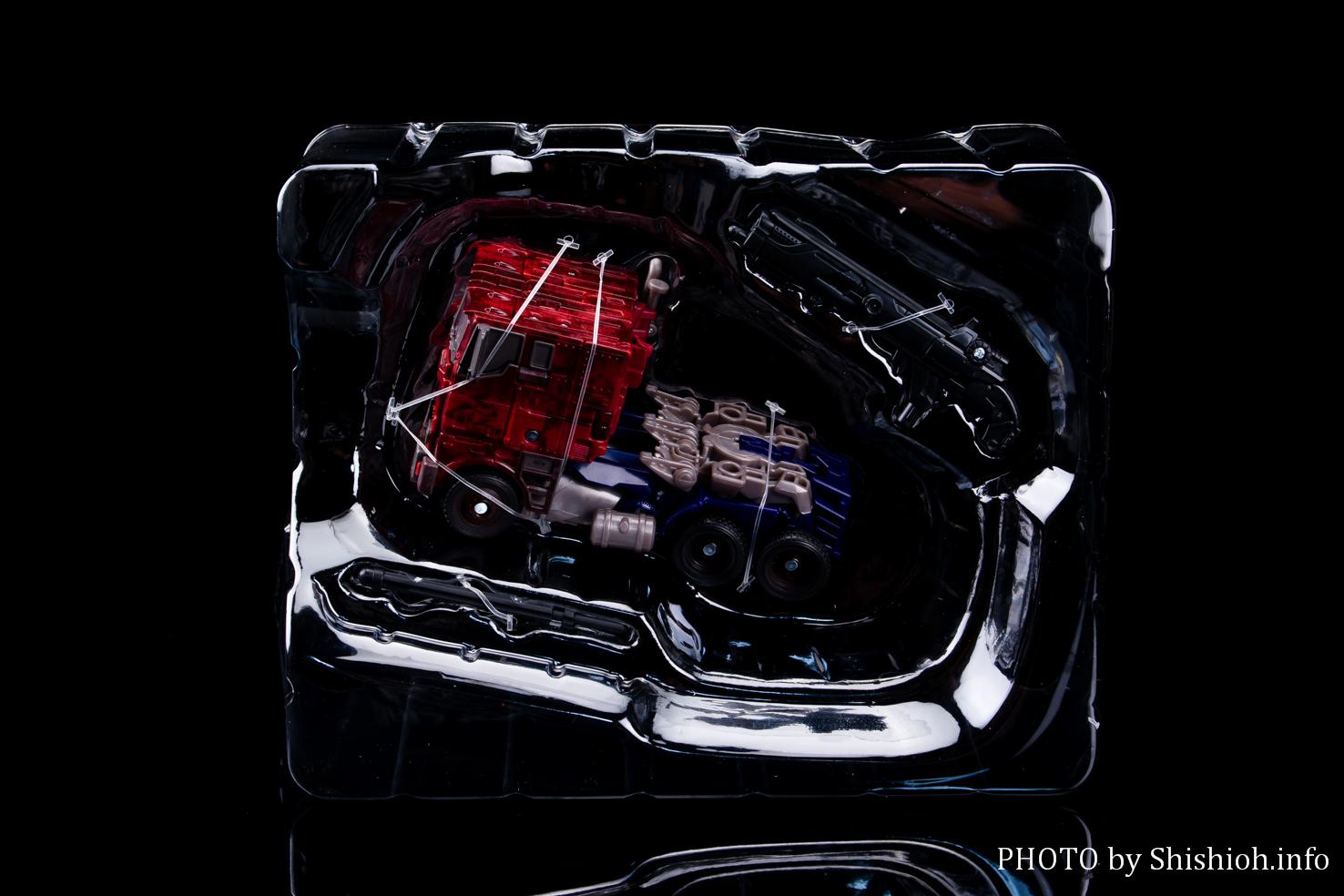 トランスフォーマー ムービー ザ ベスト MB-01 オプティマスプライム