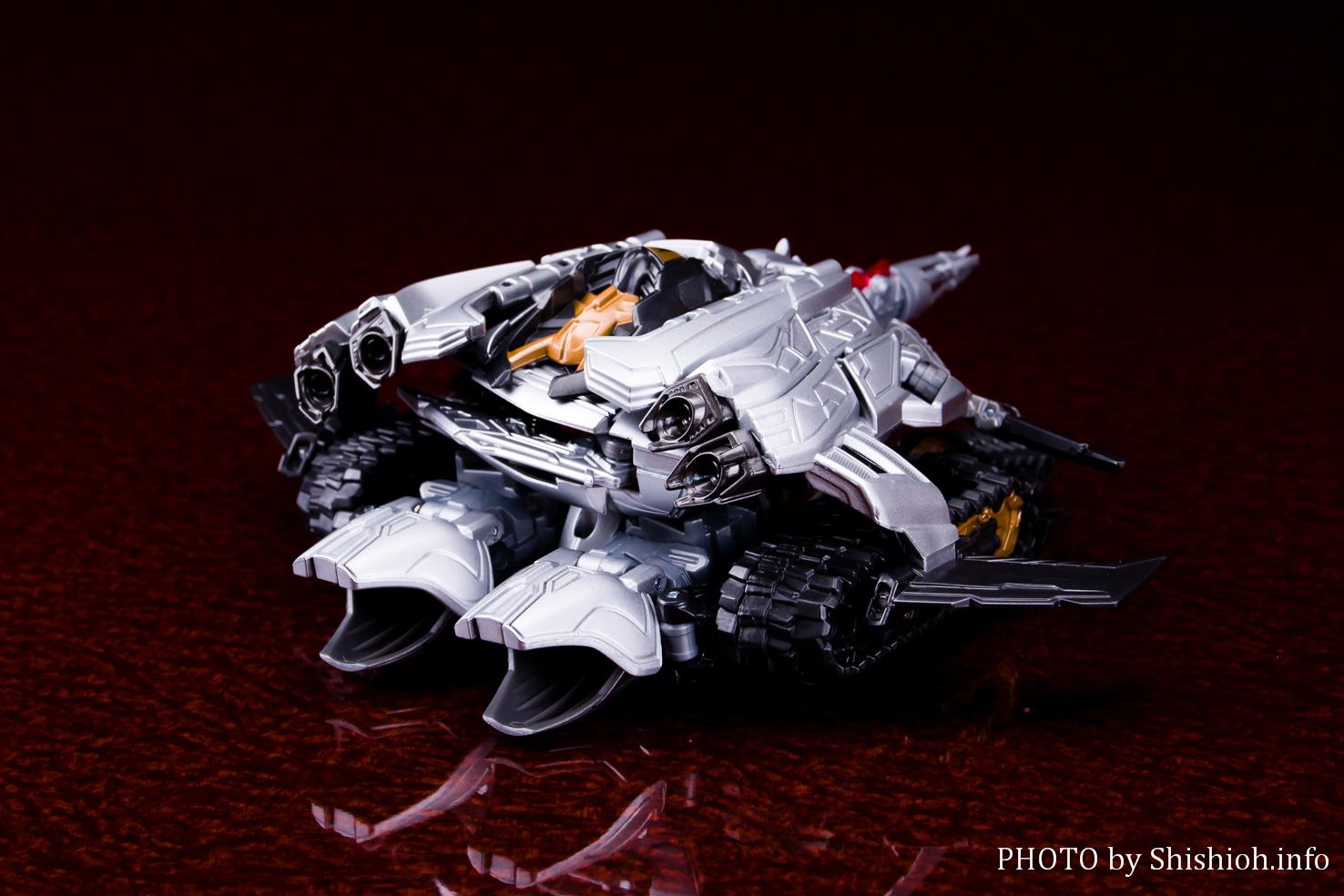 トランスフォーマー ムービー ザ ベスト MB-03 メガトロン