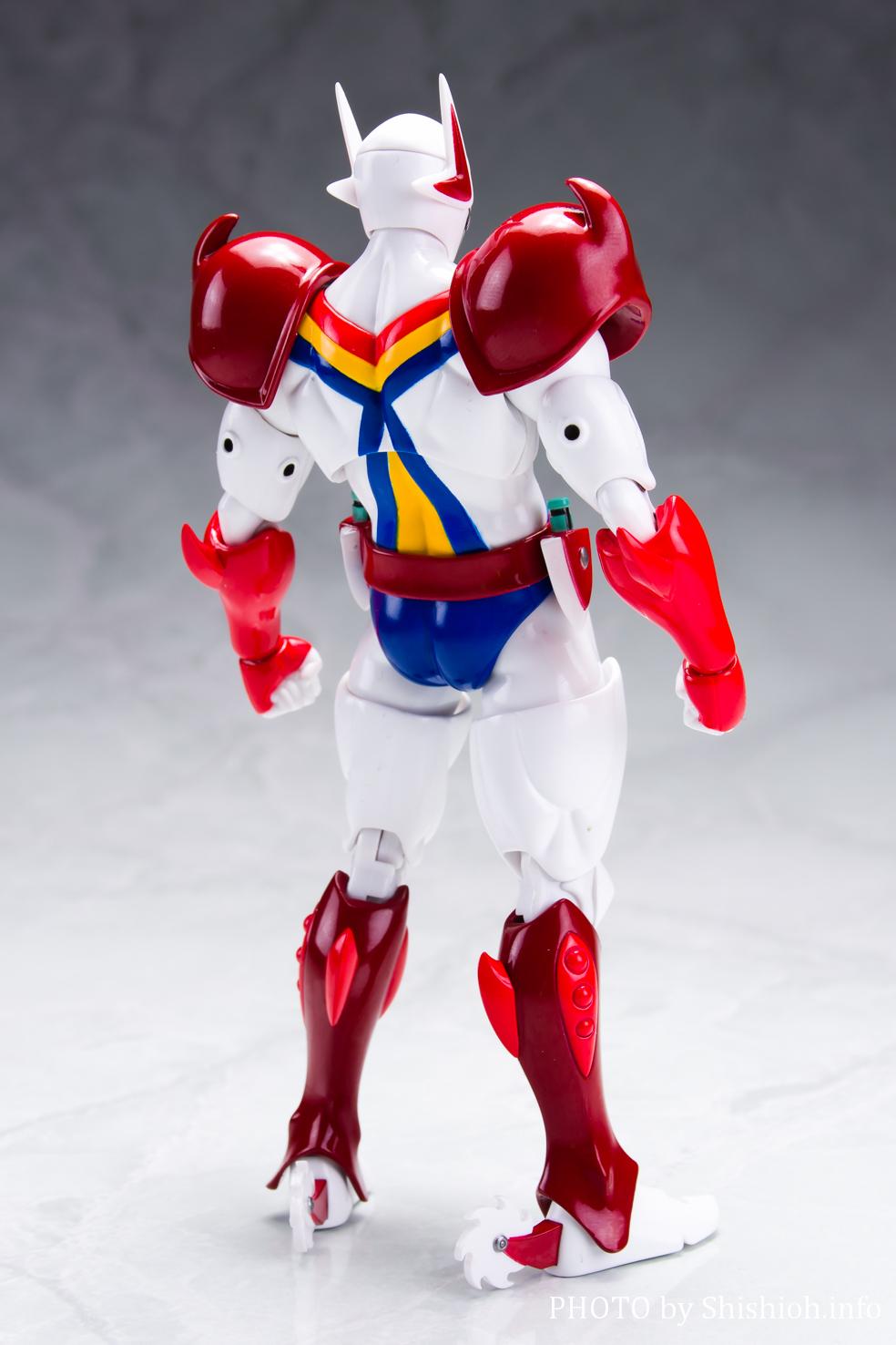 MEGA HERO 1/12 テッカマン
