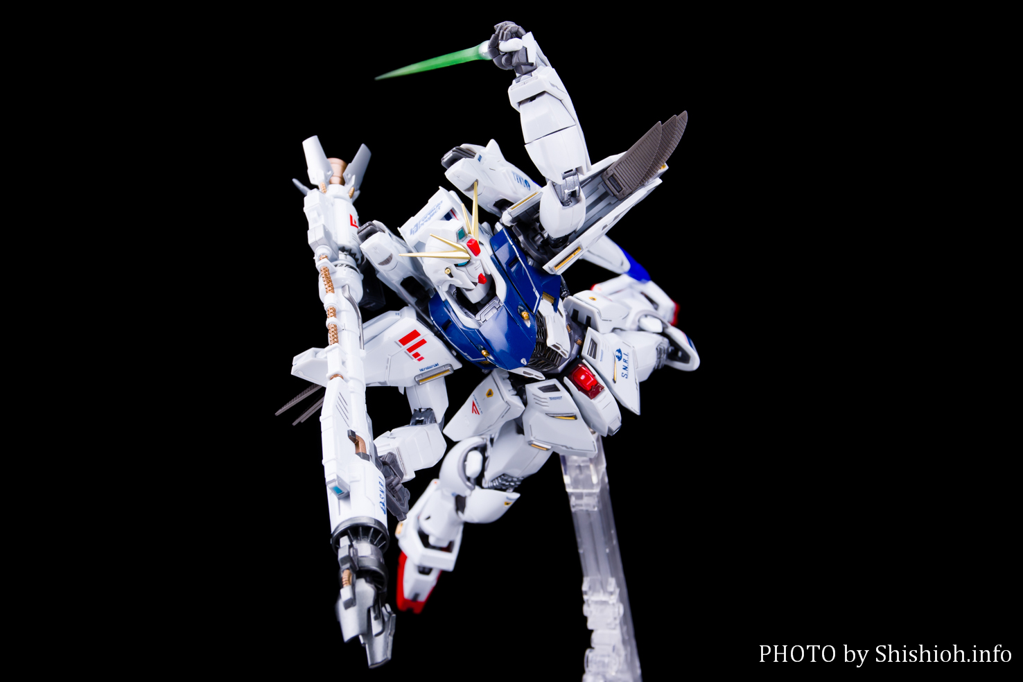 METAL BUILD ガンダムF91