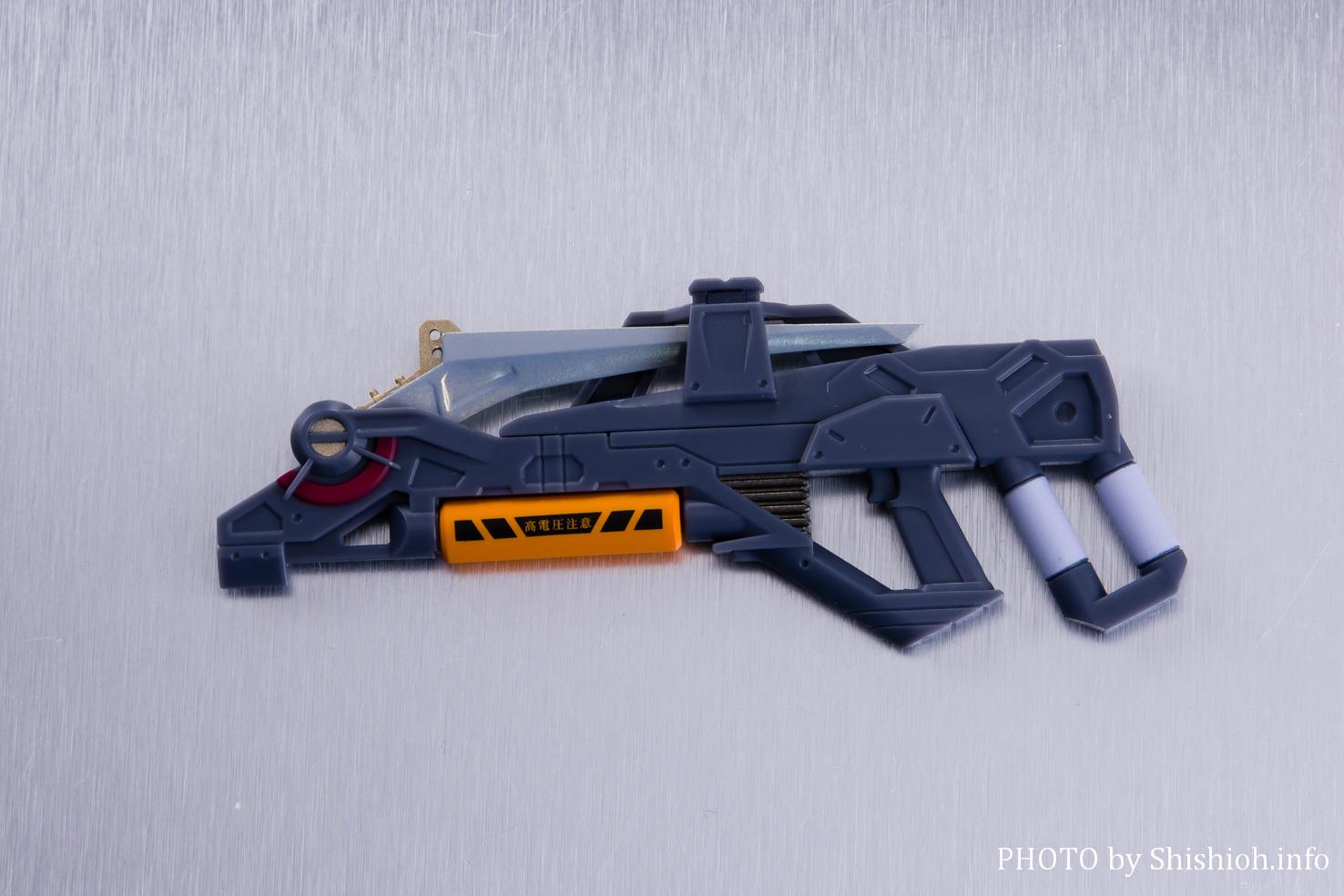 METAL BUILD エヴァンゲリオン2号機 (武装・台座)