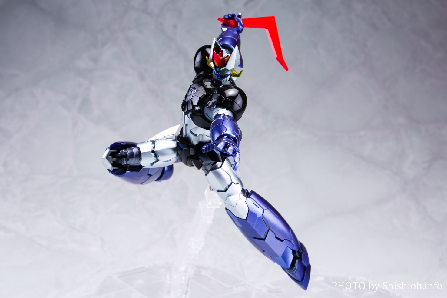 METAL BUILD グレートマジンガー (武装)