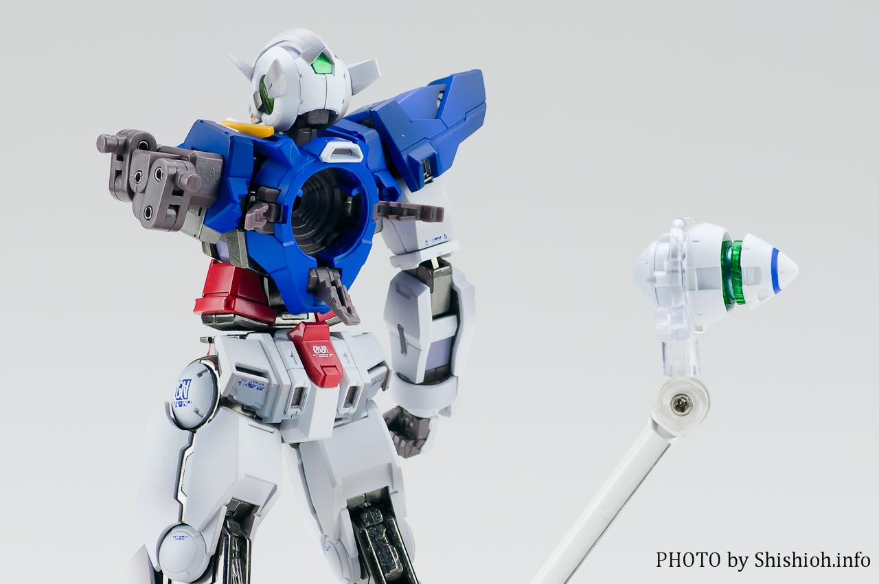 Gundam Exia Repair 3 Metal Build 【レビュー】 バ...
