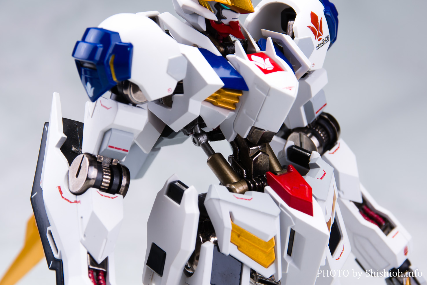 METAL ROBOT魂 <SIDE MS> ガンダムバルバトスルプスレクス