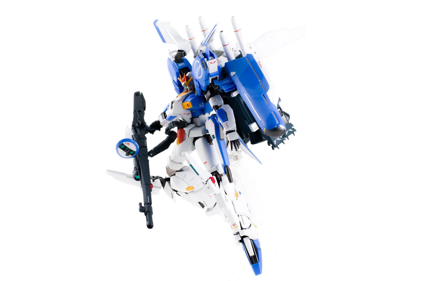 METAL ROBOT魂(Ka signature)〈SIDE MS〉Ex-Sガンダム