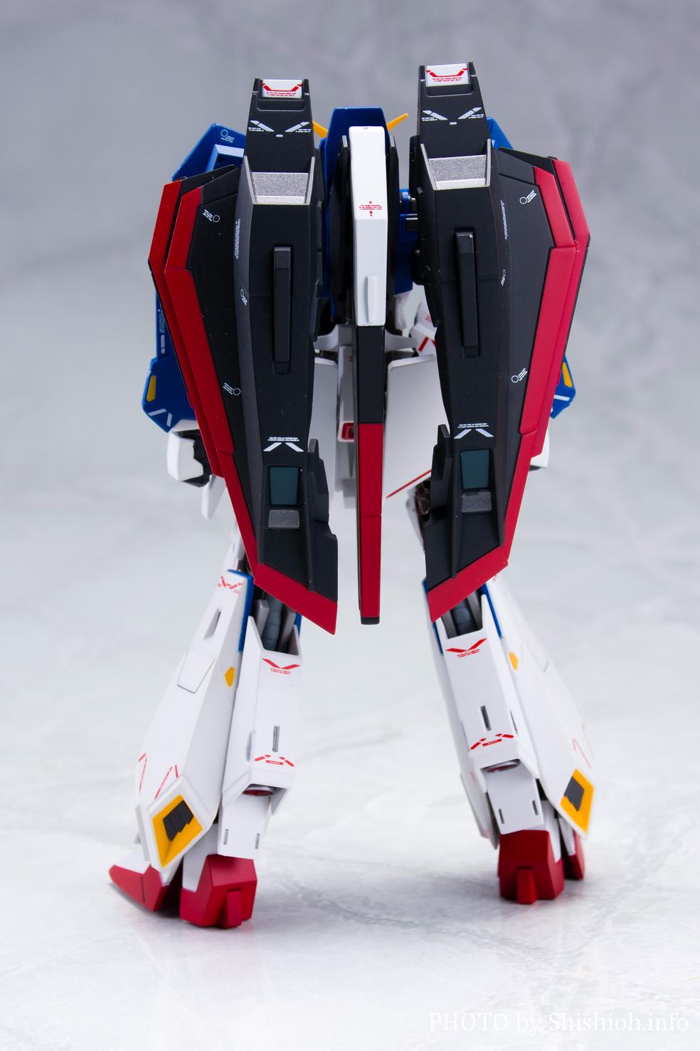 METAL ROBOT魂 (Ka signature) <SIDE MS> Ζガンダム