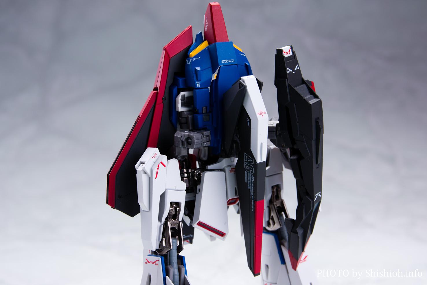 METAL ROBOT魂 (Ka signature) <SIDE MS> Ζガンダム パート2