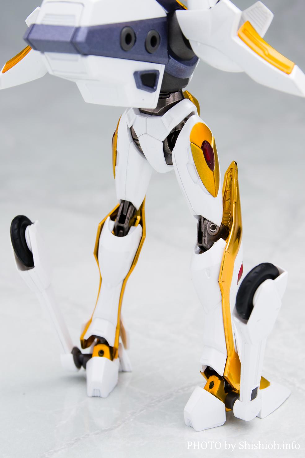 METAL ROBOT魂 〈SIDE KMF〉 ランスロット・アルビオン