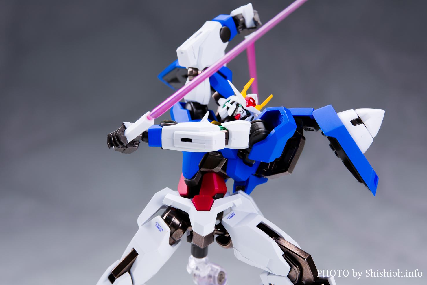 METAL ROBOT魂<SIDE MS>ダブルオーライザー+GNソードIII