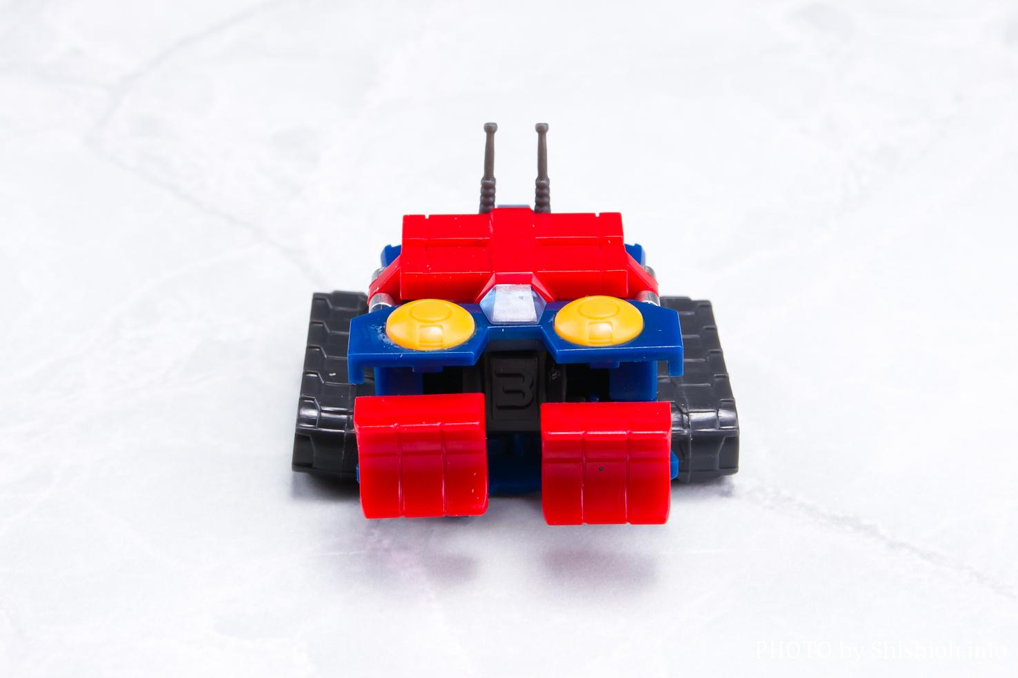 ミニアクションフィギュア 超電磁ロボ コン・バトラーV