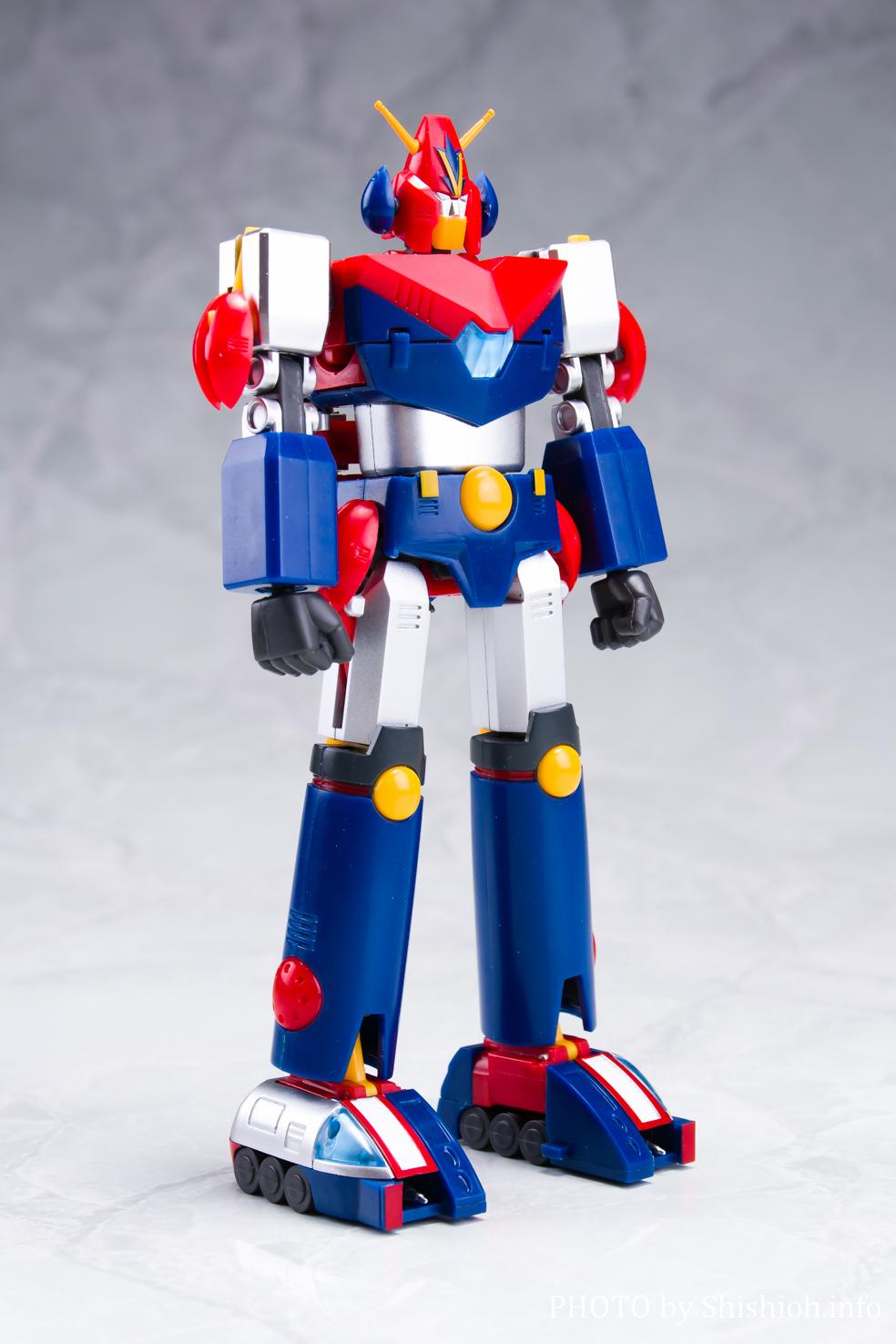 ミニアクションフィギュア 超電磁ロボ コン・バトラーV (本体)