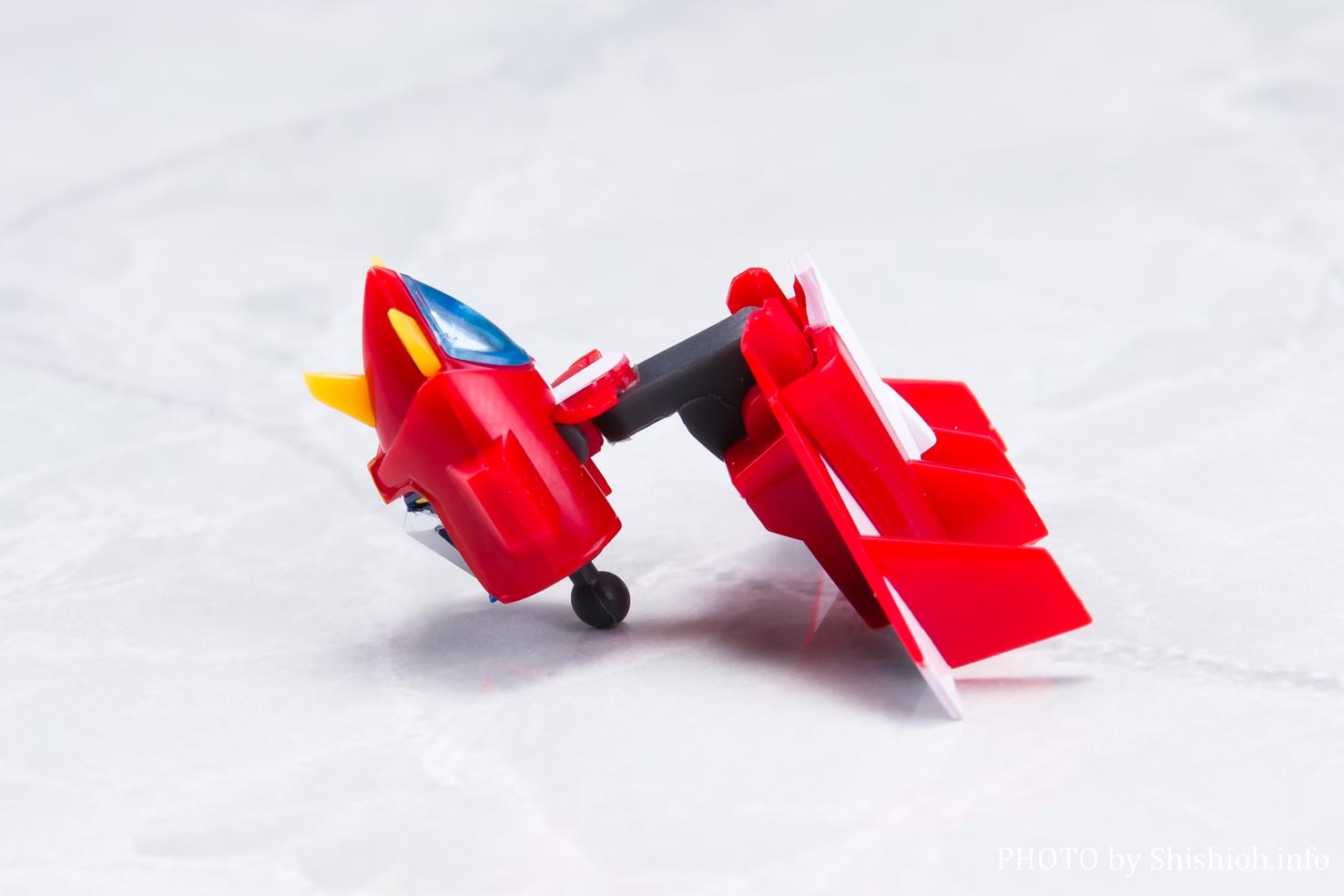 ミニアクションフィギュア 超電磁マシーン ボルテスV
