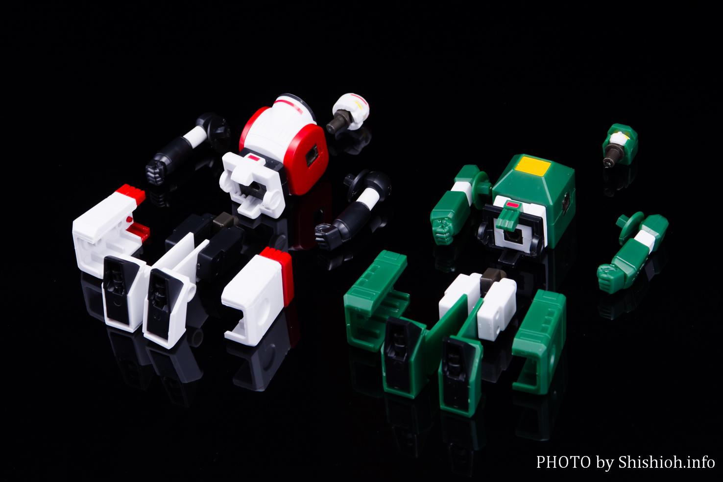 MODEROID 六神合体 ゴッドマーズ
