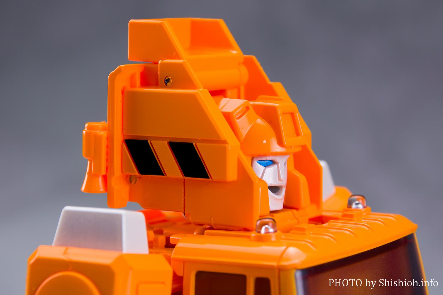 トランスフォーマー マスターピース MP-35 グラップル