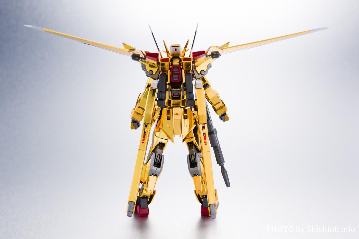 METAL ROBOT魂 <SIDE MS> アカツキガンダム(オオワシ装備)