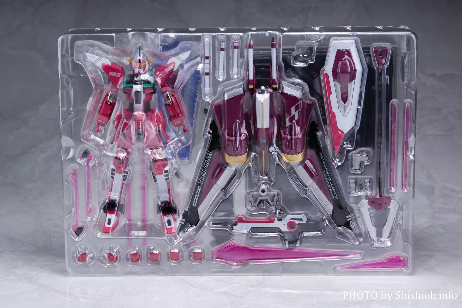 METAL ROBOT魂 〈SIDE MS〉インフィニットジャスティスガンダム