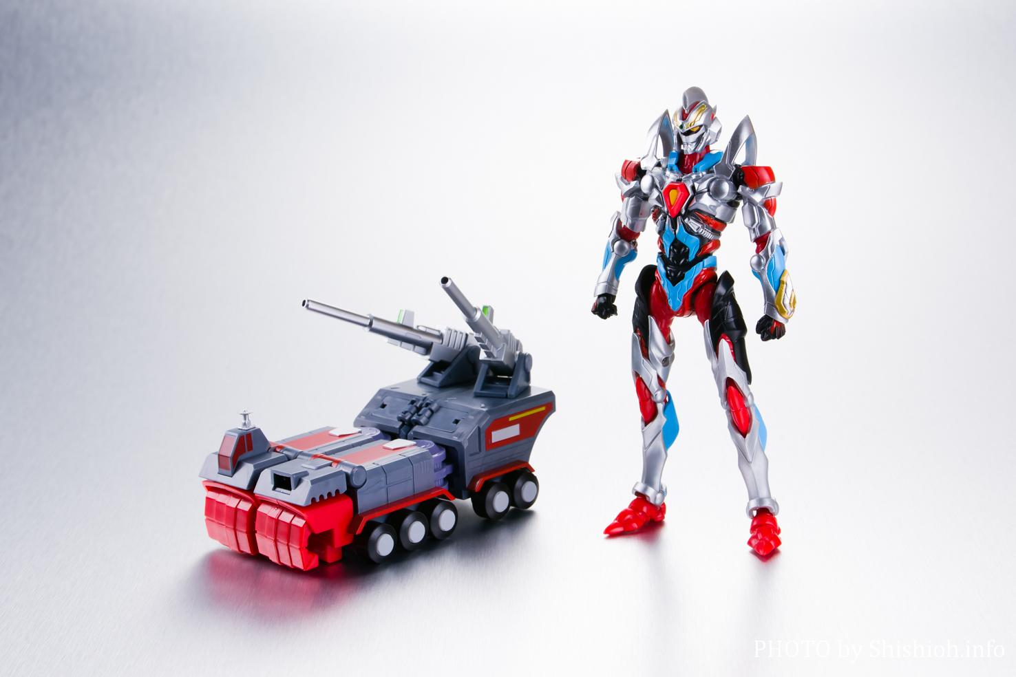 超合体超人 DXフルパワーグリッドマン(バトルトラクトマックス)