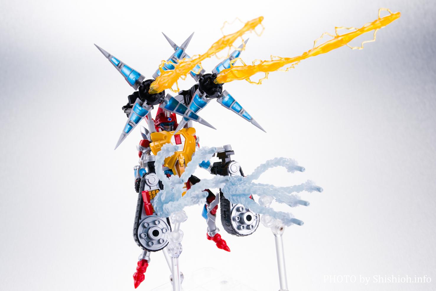 超合体超人 DXフルパワーグリッドマン(バスターボラー)