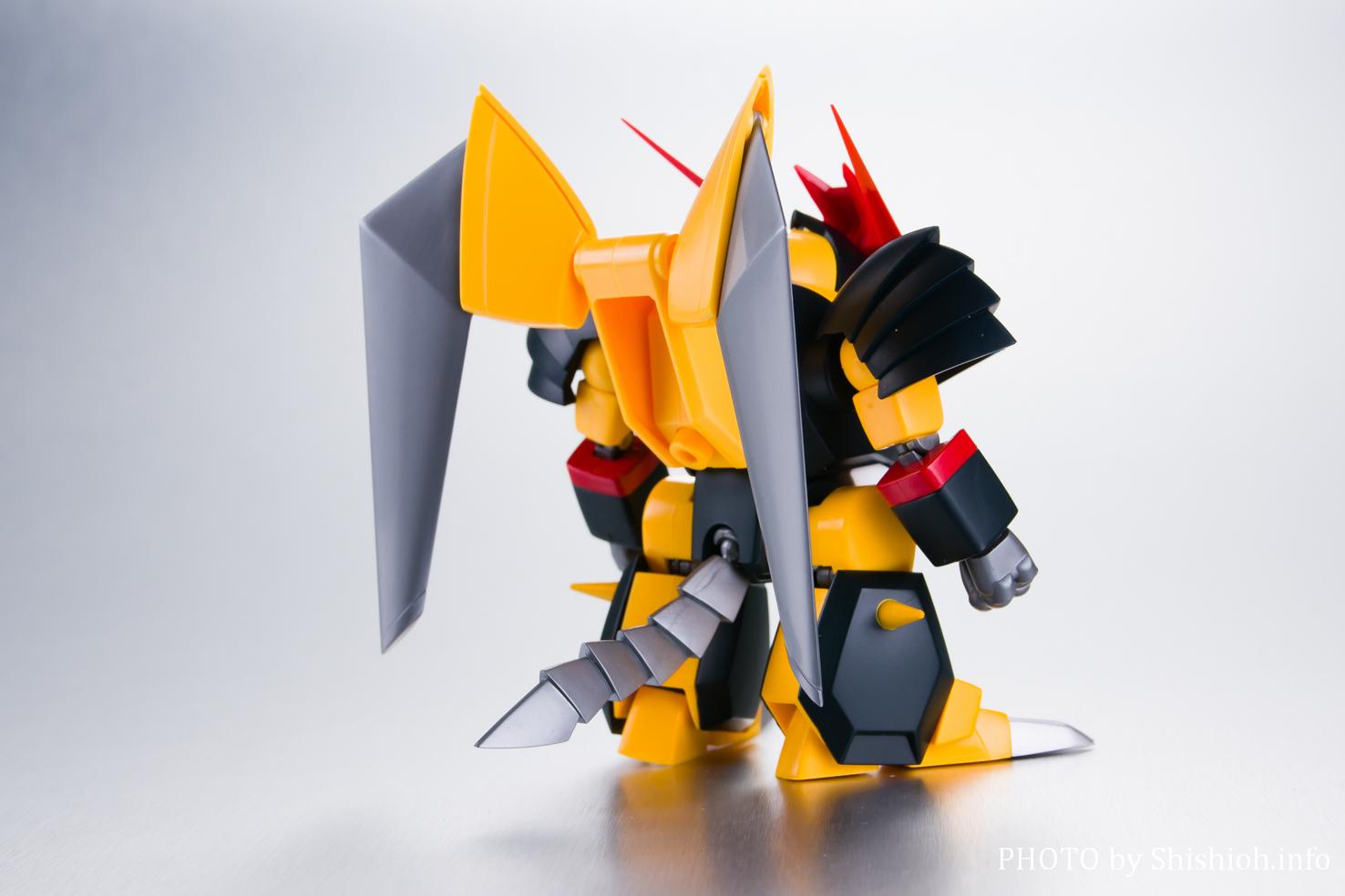 ネクスエッジスタイル [MASHIN UNIT]  NX-0042 邪虎丸