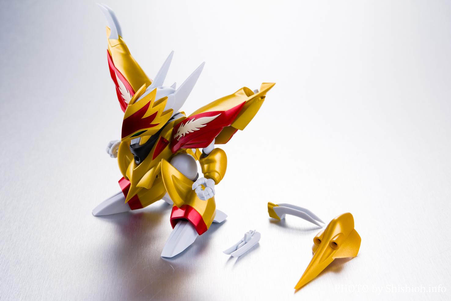 ネクスエッジスタイル [MASHIN UNIT] 龍星丸