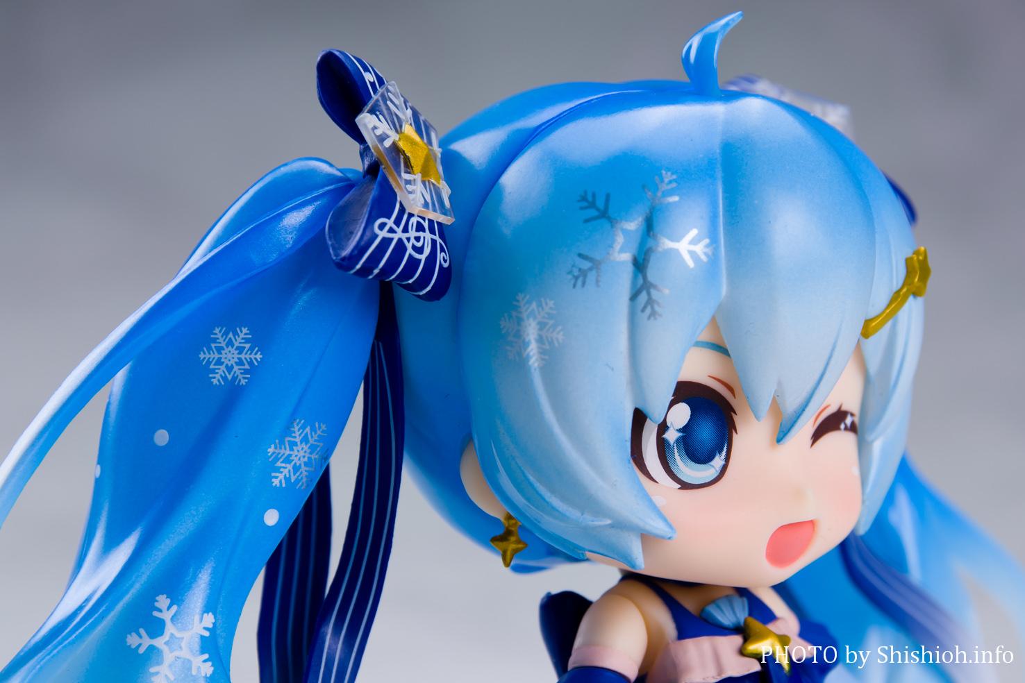 ねんどろいど 701 雪ミク Twinkle Snow Ver.