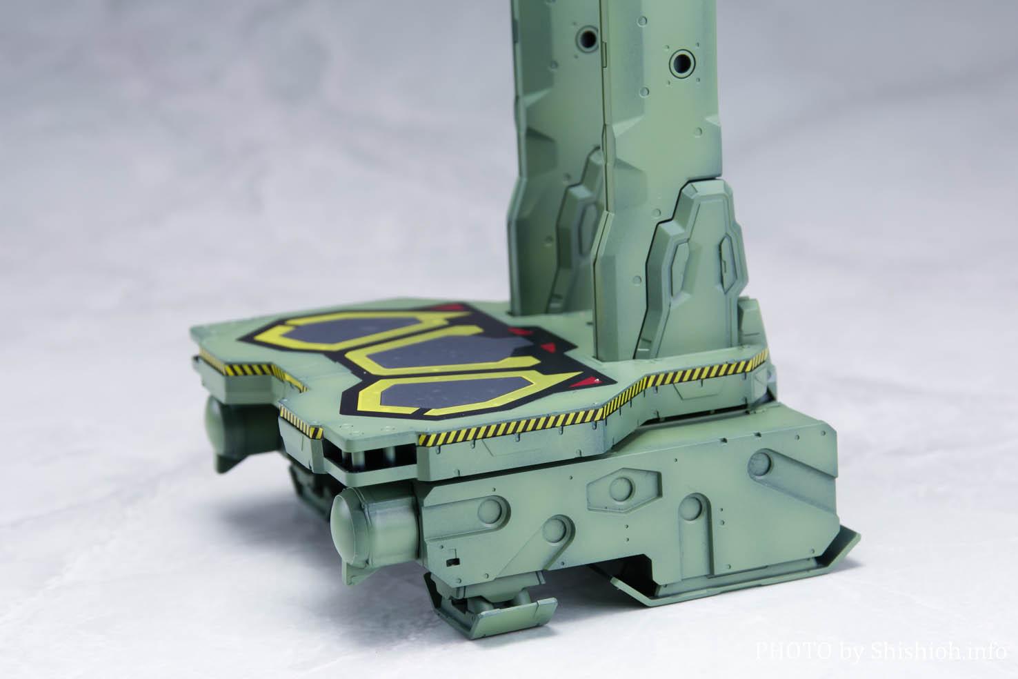 RG 汎用ヒト型決戦兵器 人造人間エヴァンゲリオン初号機DX 輸送台セット