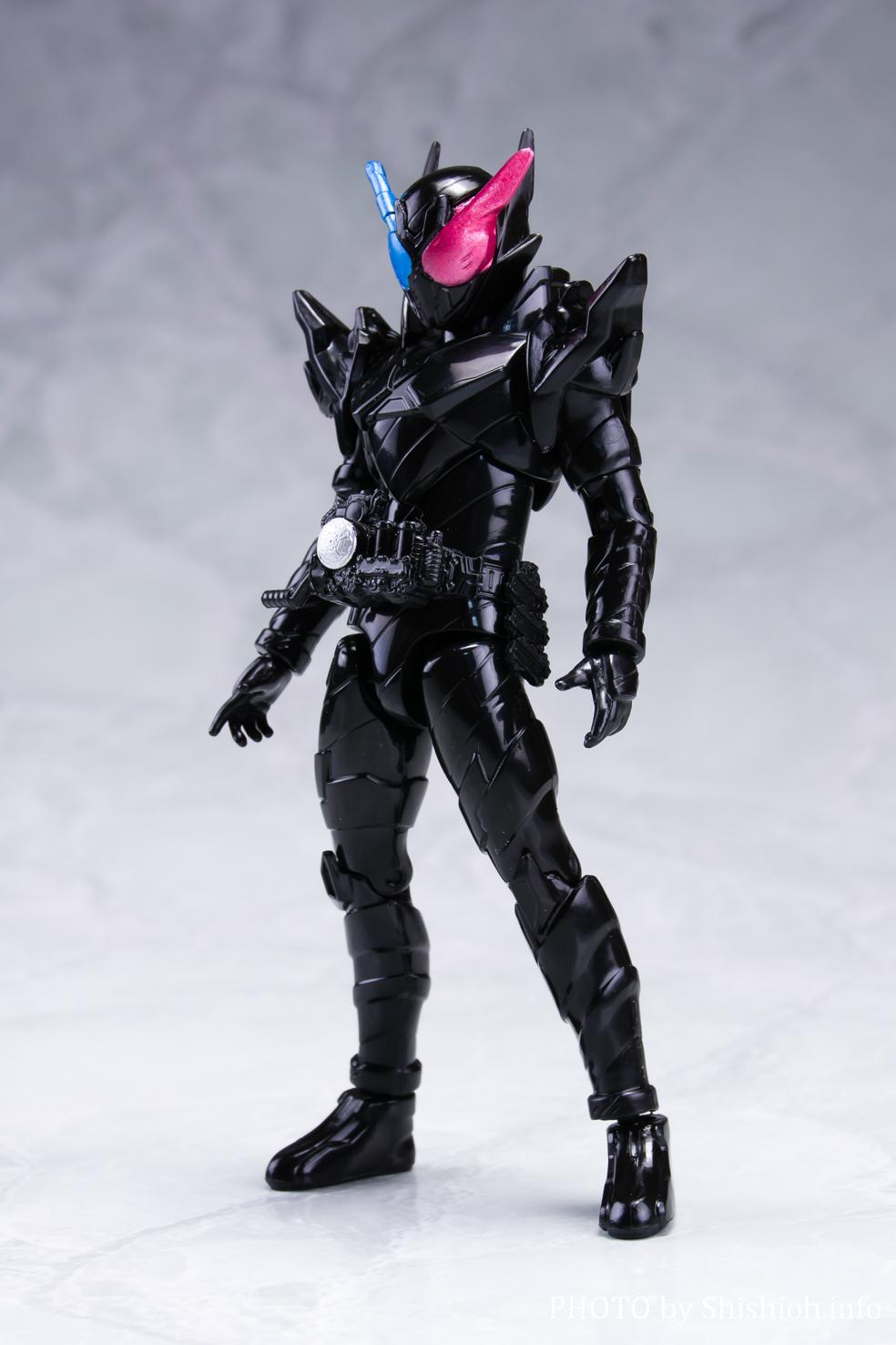 RKF 仮面ライダービルド ラビットタンクハザードフォーム