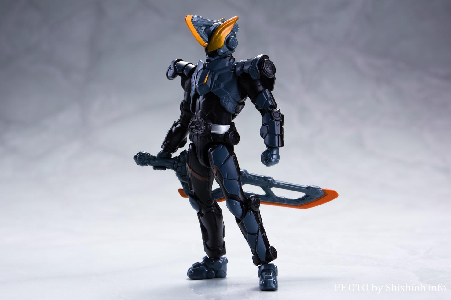 RKF 仮面ライダーバスター 玄武神話&玄武ジャッ君 フォームチェンジセット
