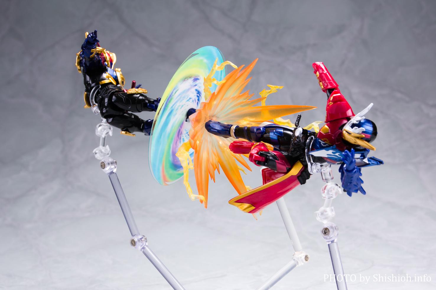 RKF レジェンドライダーシリーズ 仮面ライダービルド クローズビルドフォーム