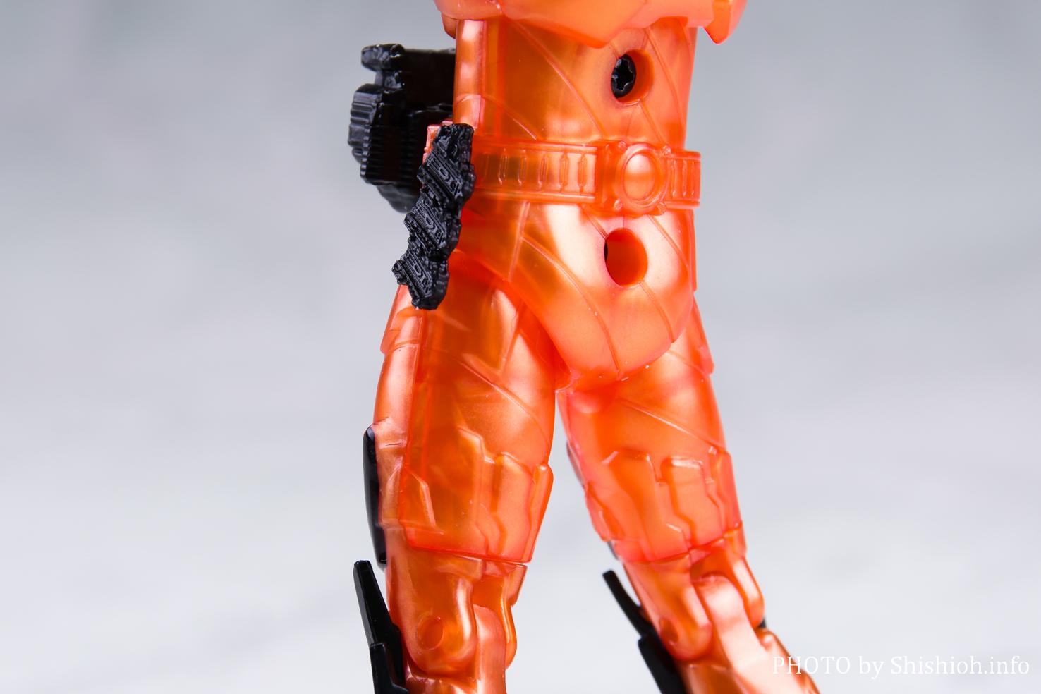 RKF レジェンドライダーシリーズ 仮面ライダークローズマグマ