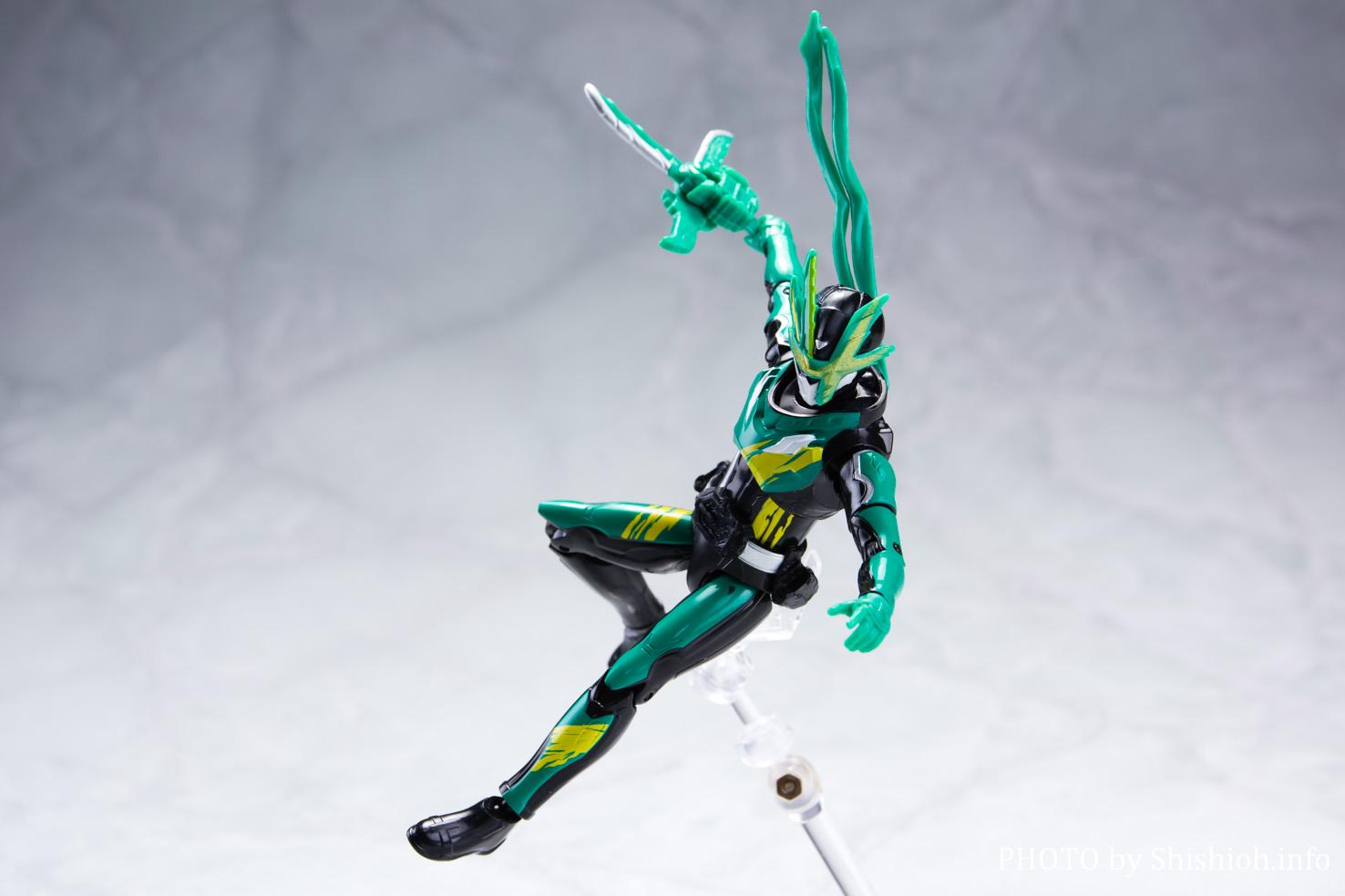 RKF 仮面ライダー剣斬 猿飛忍者伝&猿飛ぶた3フォームチェンジセット