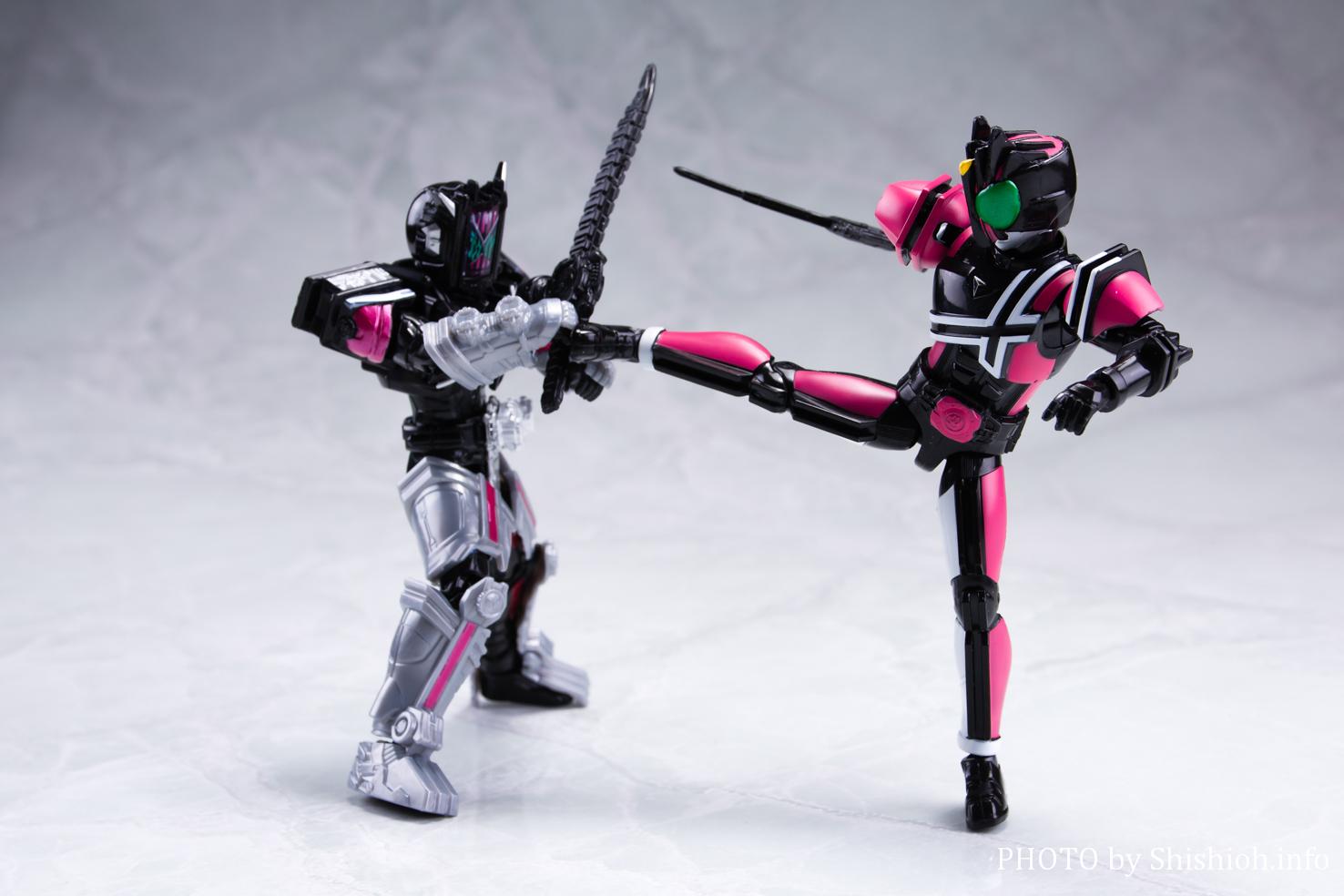 RKF レジェンドライダーシリーズ 仮面ライダーディケイド