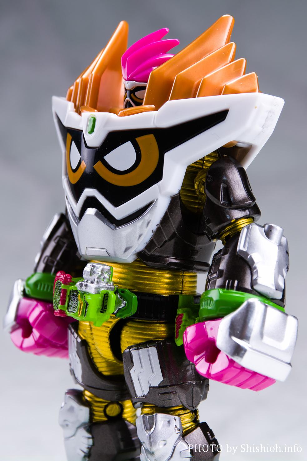 RKF レジェンドライダーシリーズ 仮面ライダーエグゼイド マキシマムゲーマー