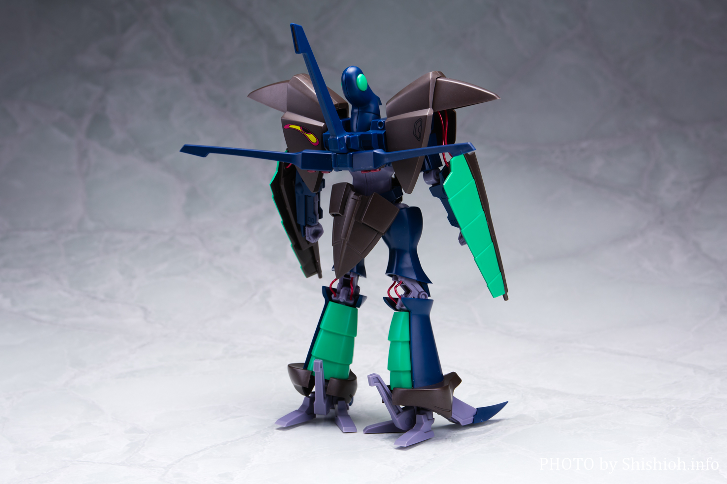ROBOT魂 <SIDE HM>アトール&アトールVマクトミンビルドパーツセット