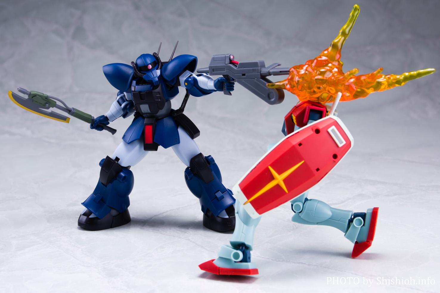ROBOT魂 <SIDE MS> MS-11 アクト・ザク ver. A.N.I.M.E.