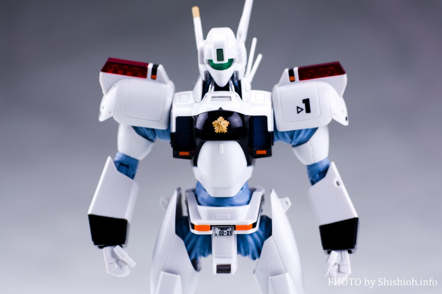 ROBOT魂〈SIDE LABOR〉イングラム1号機