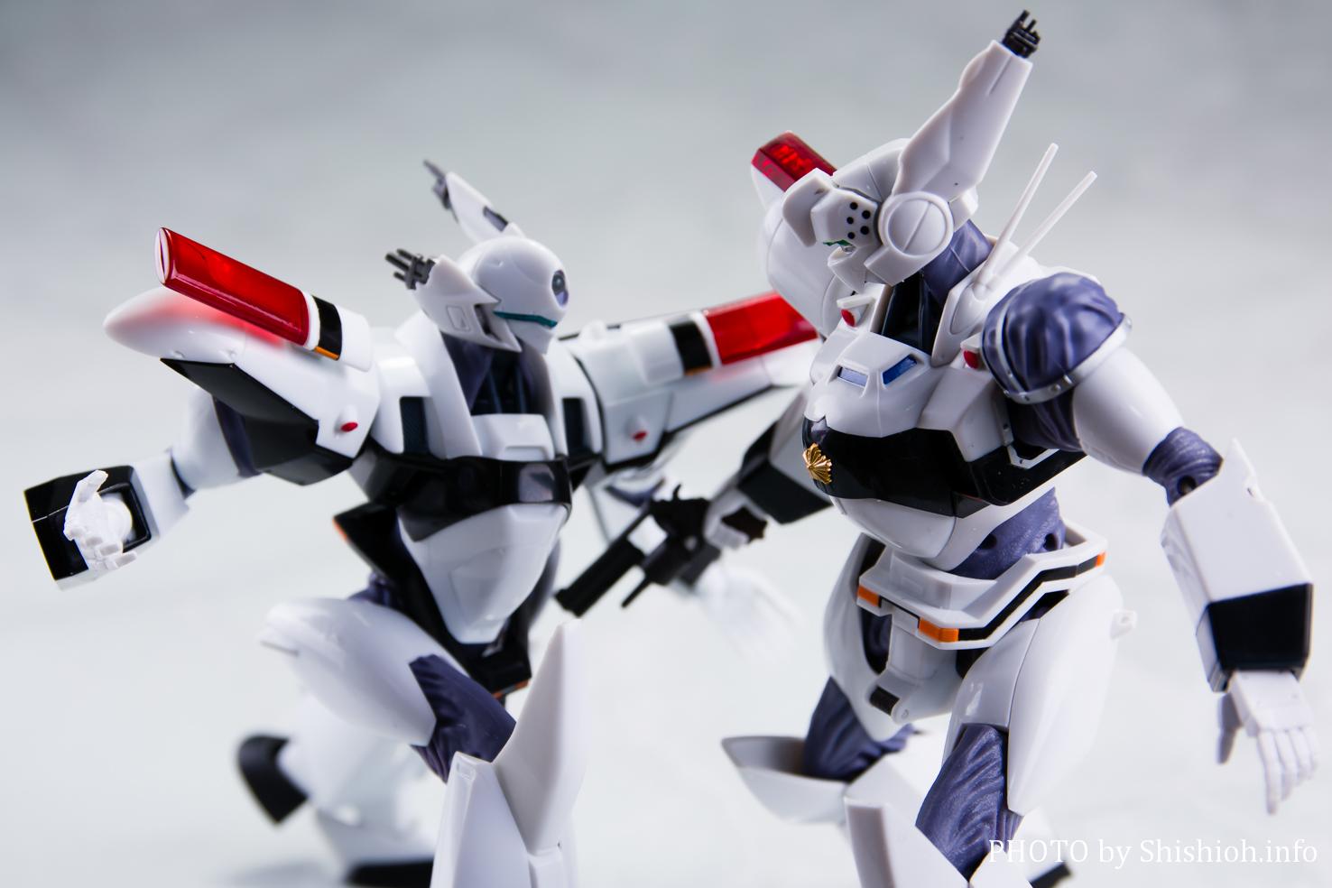 ROBOT魂〈SIDE LABOR〉イングラム1号機&2号機パーツセット(PATLABOR the Movie)