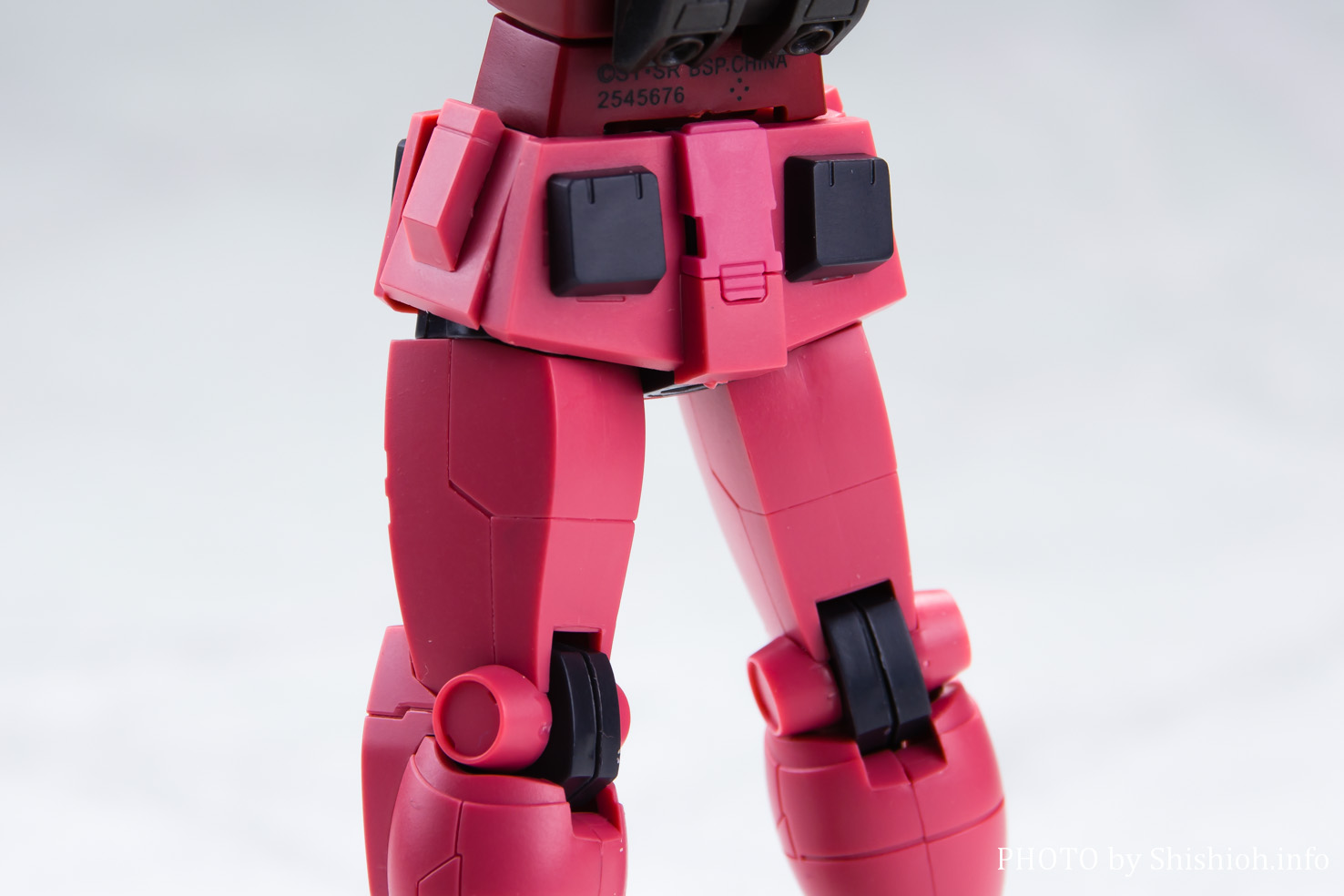 【開催記念商品】ROBOT魂 <SIDE MS> C.A キャスバル専用ガンダム ver. A.N.I.M.E.