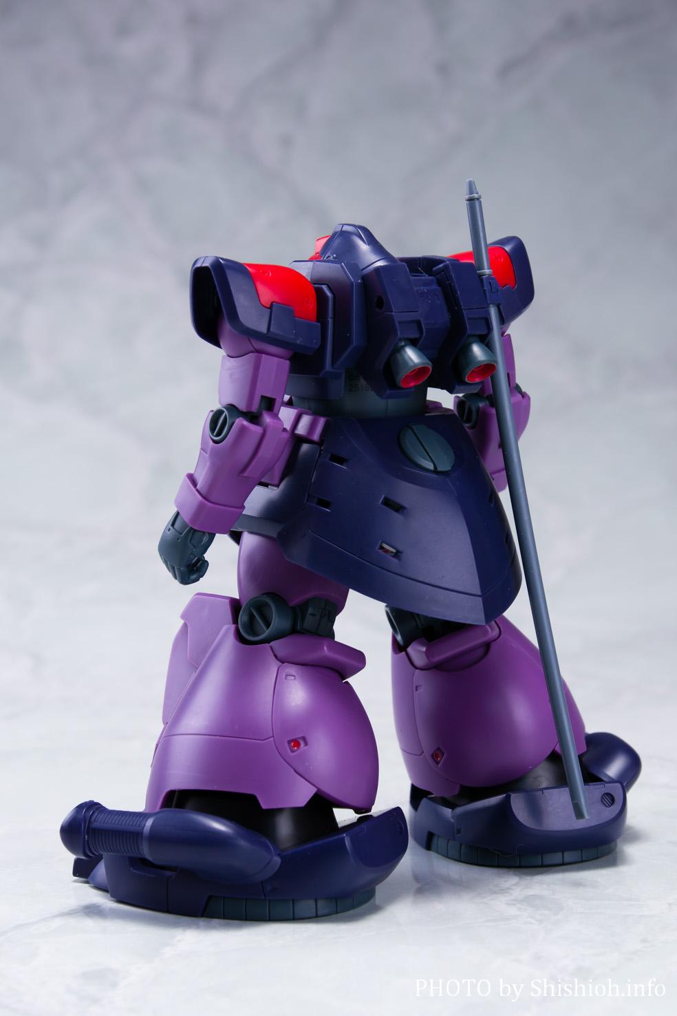 ROBOT魂<SIDE MS> MS-09F/TROP ドム・トローペン ver. A.N.I.M.E.