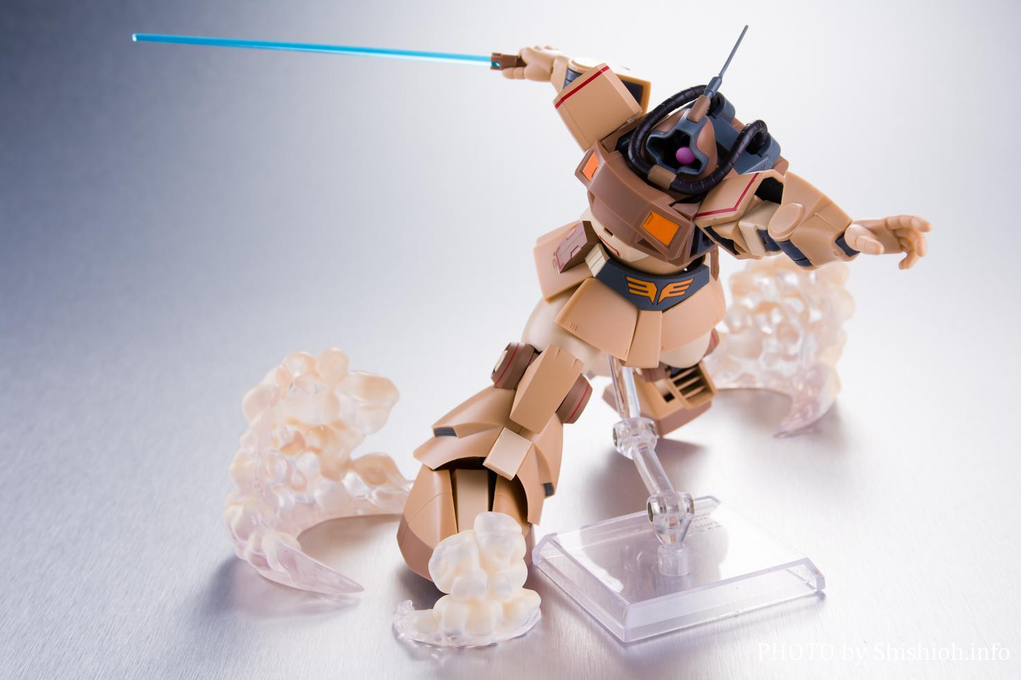 ROBOT魂 <SIDE MS> YMS-09D ドム・トロピカルテストタイプ ver. A.N.I.M.E.