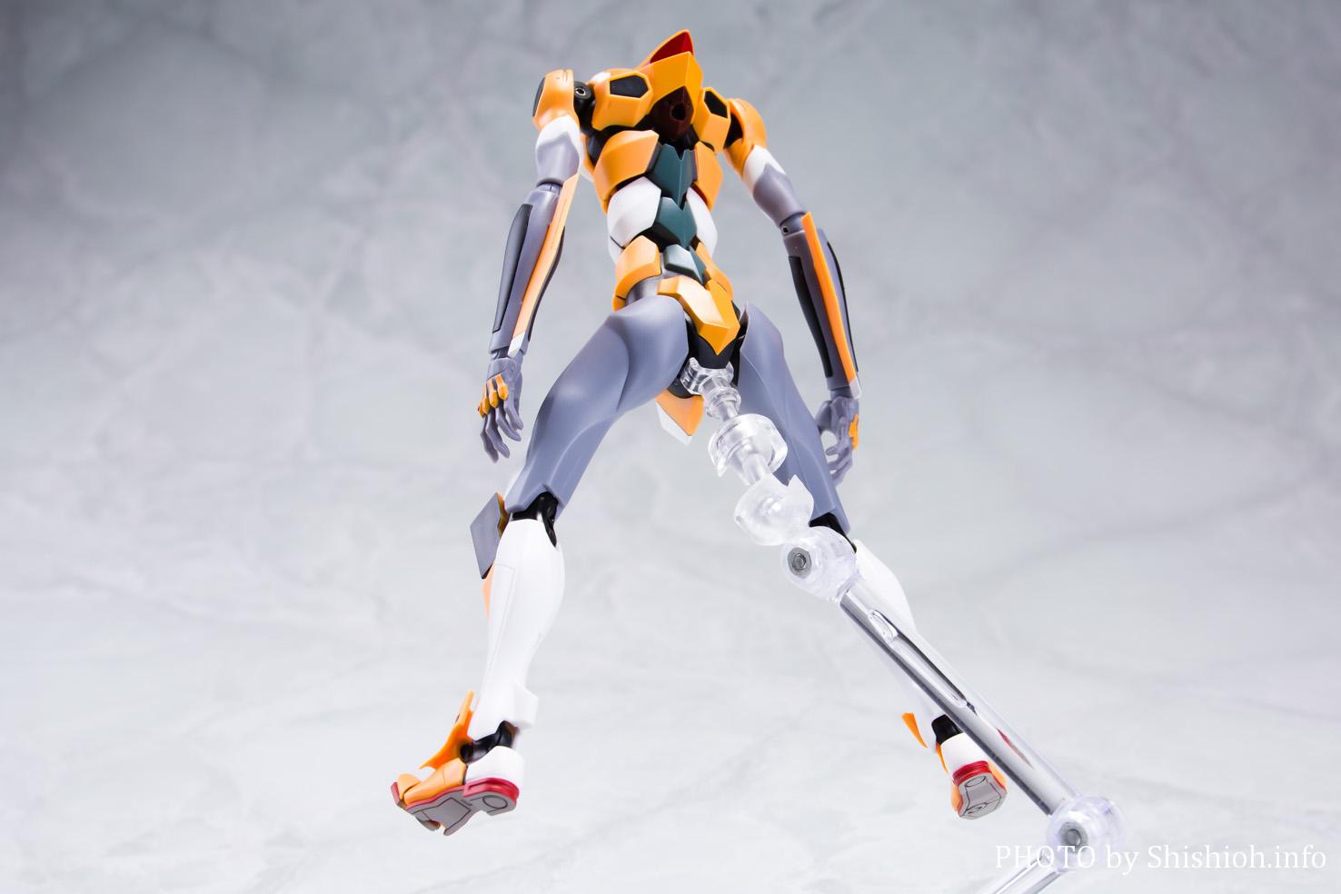 ROBOT魂<SIDE EVA> エヴァンゲリオン零号機/零号機(改)-新劇場版-
