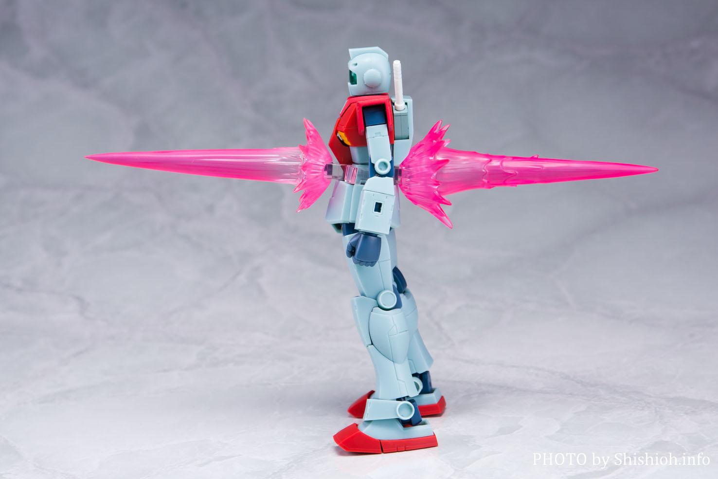 ROBOT魂 <SIDE MS> エフェクトパーツセット ver. A.N.I.M.E.