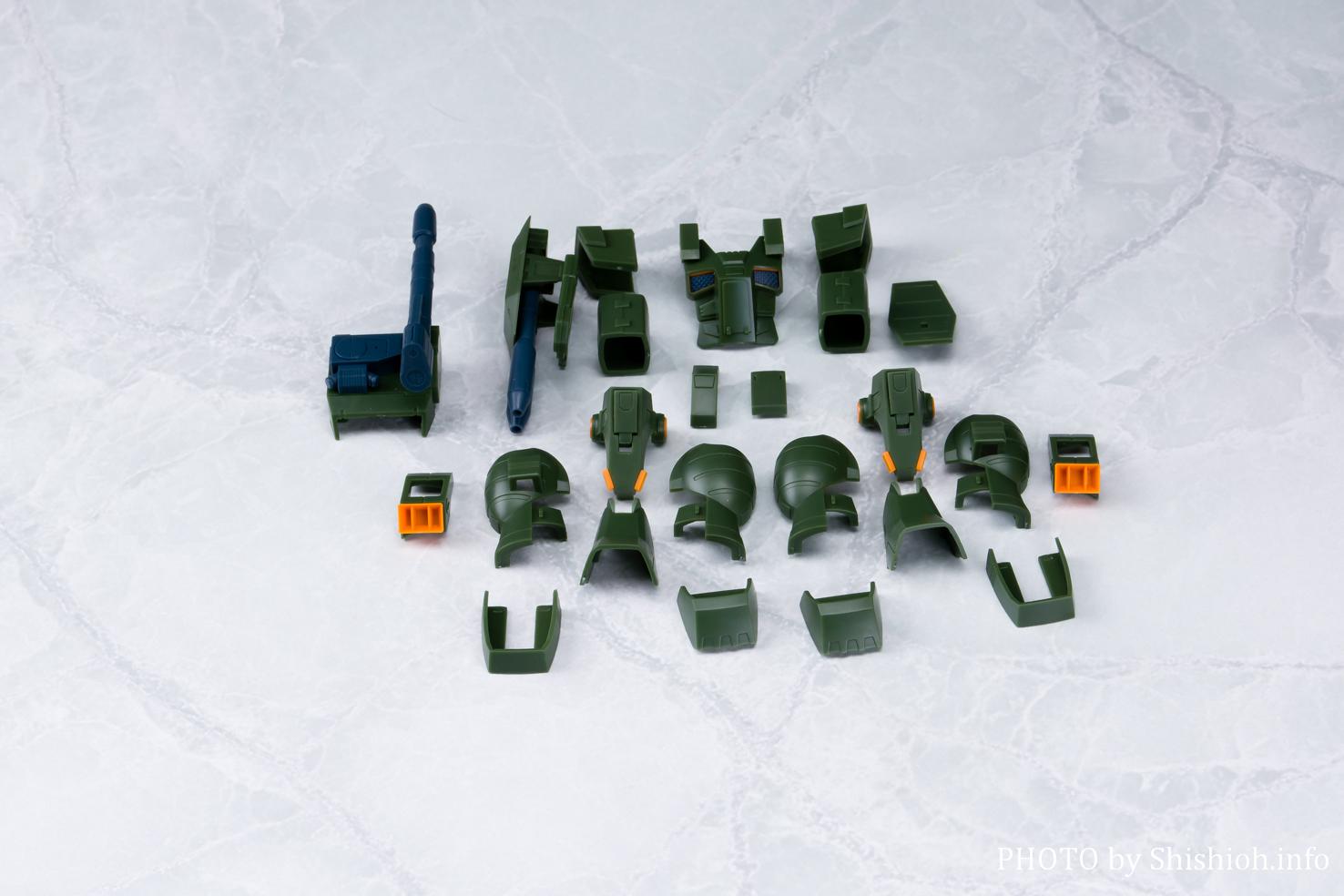 ROBOT魂〈SIDE MS〉FA-78-1 フルアーマーガンダム ver. A.N.I.M.E.