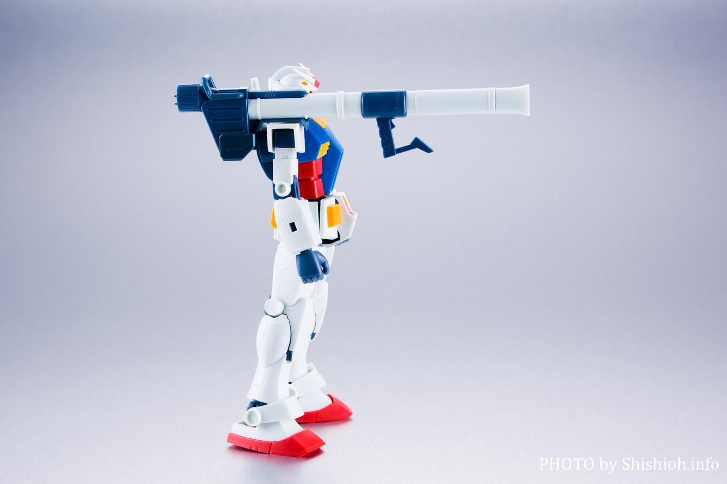 ROBOT魂<SIDE MS>Gファイター ver. A.N.I.M.E.