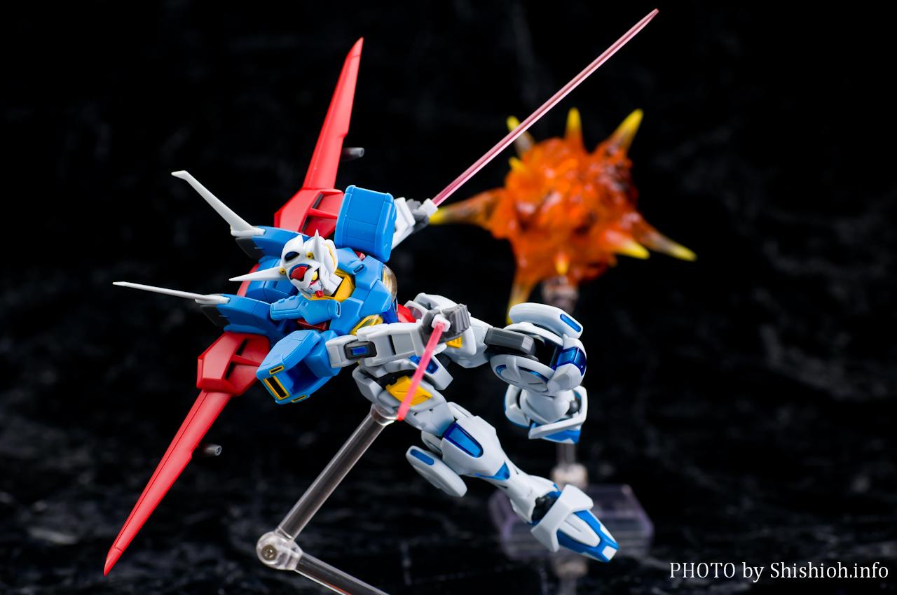 ROBOT魂 G-セルフ