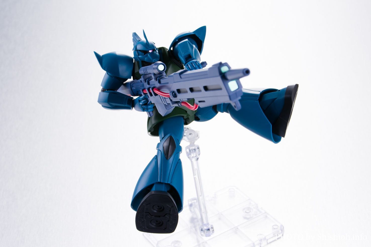 ROBOT魂 <SIDE MS> MS-14A ガトー専用ゲルググ ver. A.N.I.M.E.