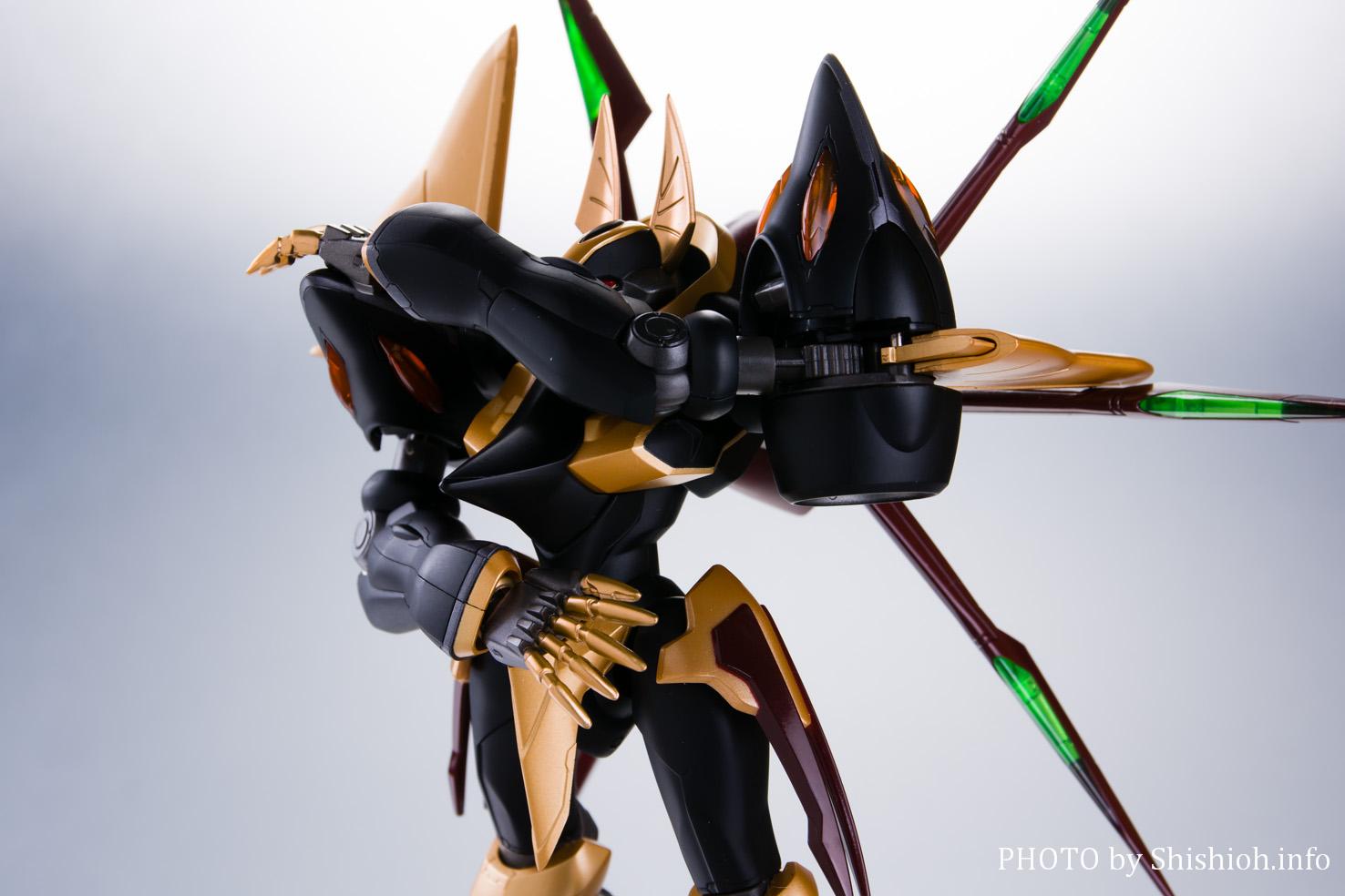 ROBOT魂 <SIDE KMF> ガウェイン〜BLACK REBELLION〜