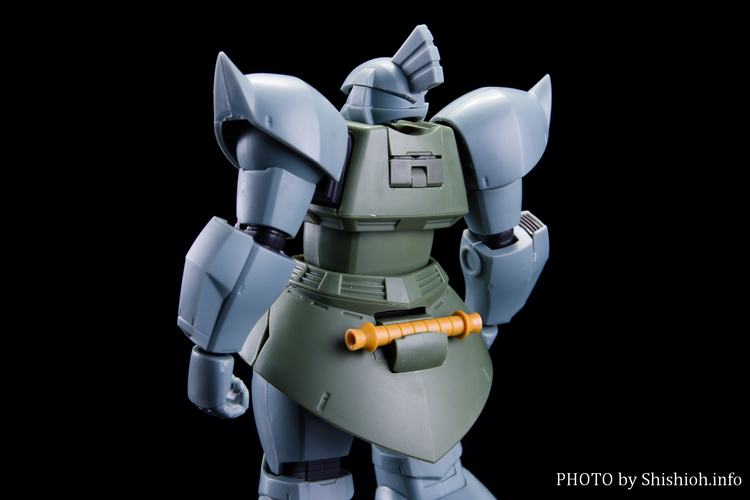 ROBOT魂〈SIDE MS〉MS-14A 量産型ゲルググ&C型装備 ver. A.N.I.M.E.